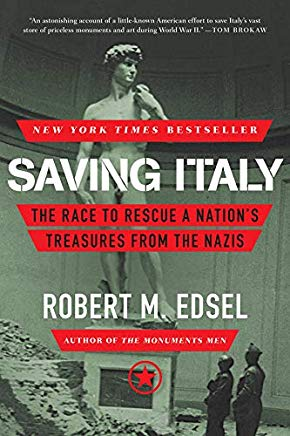 Saving Italy: The Race to Rescue a Nation's Treasures from the Nazis Cover