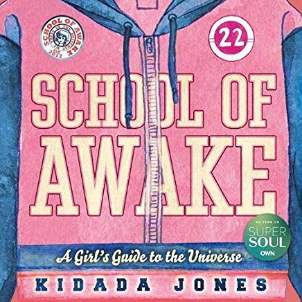 School of Awake: A Girl's Guide to the Universe Cover