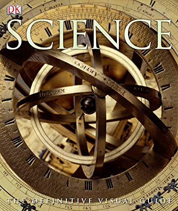 Science: The Definitive Visual Guide Cover