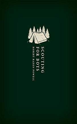 Scouting for Boys: A Handbook for Instruction in Good Citizenship (Oxford World's Classics Hardback Collection) Cover