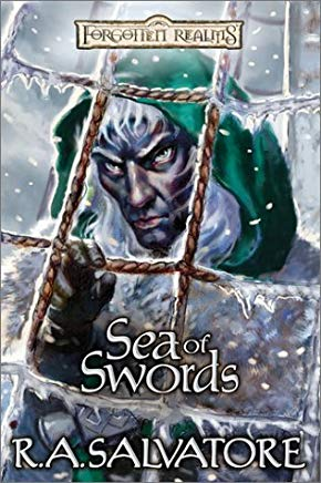 Sea of Swords (Forgotten Realms: Paths of Darkness) Cover