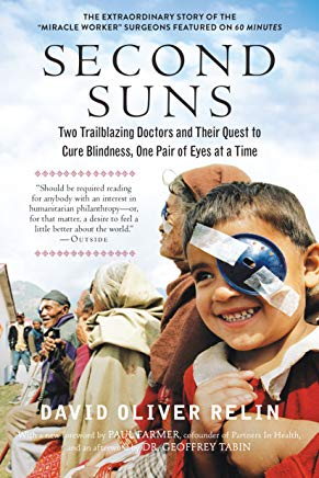 Second Suns: Two Trailblazing Doctors and Their Quest to Cure Blindness, One Pair of Eyes at a Time Cover