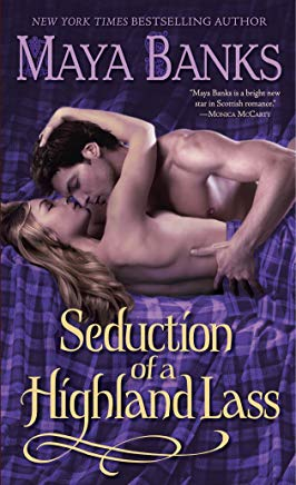 Seduction of a Highland Lass (The Highlanders) Cover
