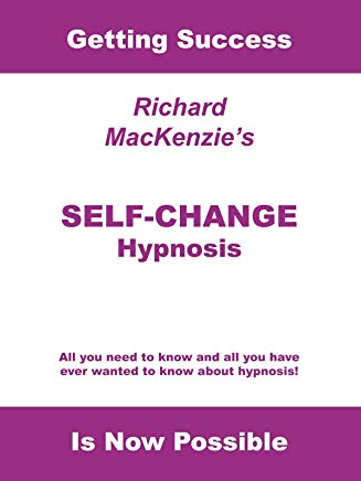 Self-Change Hypnosis Cover