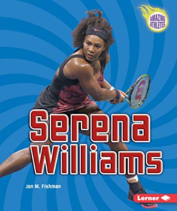 Serena Williams (Amazing Athletes) Cover