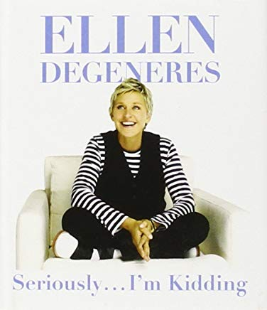 Seriously...I'm Kidding (Miniature Edition) (Miniature Editions) Cover