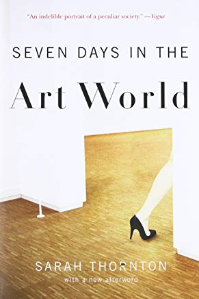 Seven Days in the Art World Cover