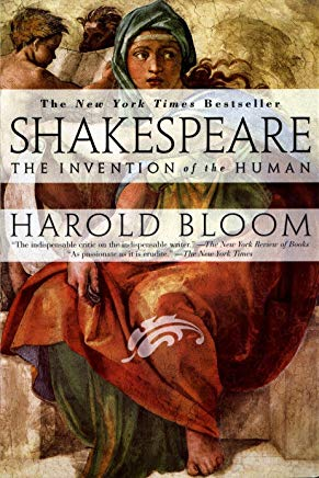 Shakespeare: The Invention of the Human Cover