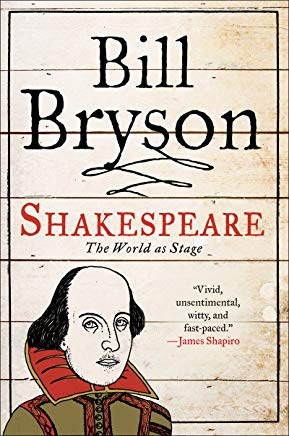 Shakespeare: The World as Stage (Eminent Lives Series) Cover