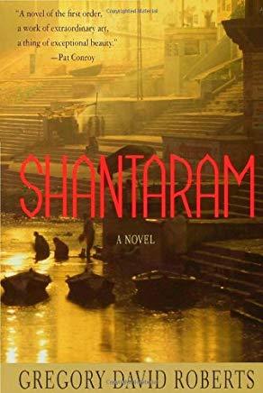 Shantaram: A Novel Cover
