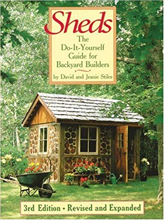 Sheds: The Do-It-Yourself Guide for Backyard Builders Cover