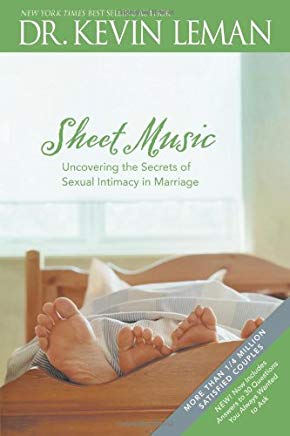 Sheet Music: Uncovering the Secrets of Sexual Intimacy in Marriage Cover
