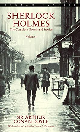 Sherlock Holmes: The Complete Novels and Stories, Vol. 1 Cover