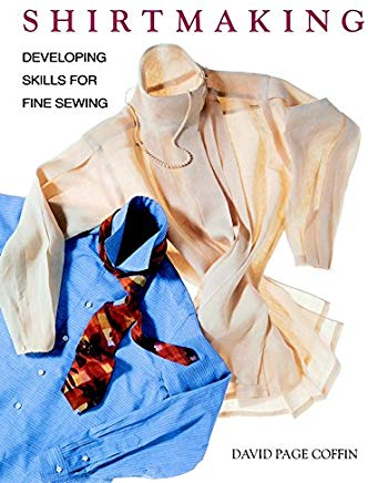 Shirtmaking: Developing Skills For Fine Sewing Cover