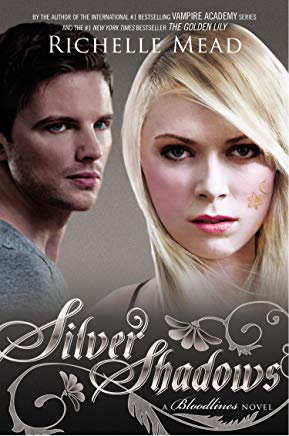 Silver Shadows: A Bloodlines Novel Cover