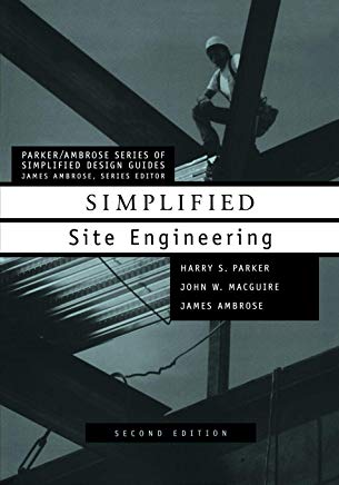 Simplified Site Engineering Cover