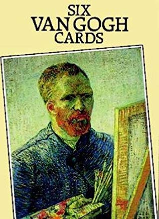 Six Van Gogh Cards (Dover Postcards) Cover