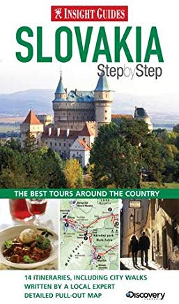 Slovakia Insight Step by Step Guide (Insight Step by Step Guides) Cover
