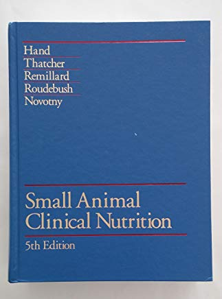 Small Animal Clinical Nutrition, 5th Edition Cover