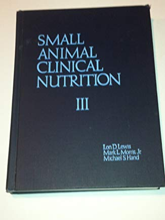 Small Animal Clinical Nutrition III Cover