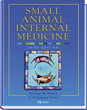 Small Animal Internal Medicine, Third Edition Cover