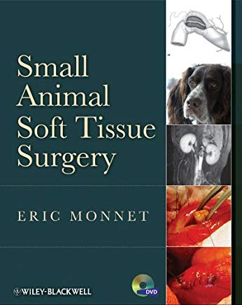 Small Animal Soft Tissue Surgery Cover