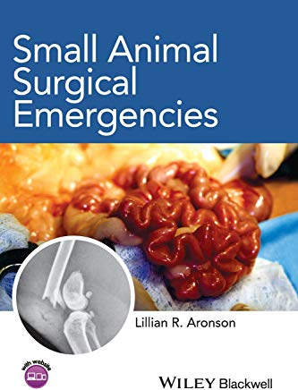 Small Animal Surgical Emergencies Cover
