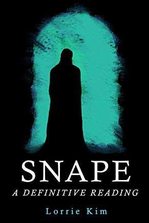 Snape: A Definitive Reading Cover