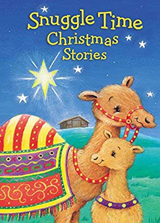 Snuggle Time Christmas Stories Cover