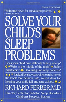 Solve Your Child's Sleep Problems Cover