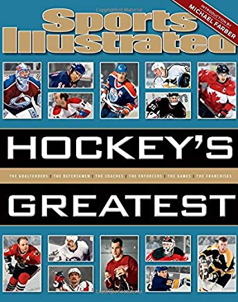Sports Illustrated Hockey's Greatest Cover