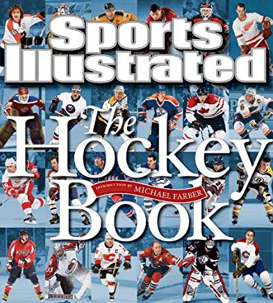 Sports Illustrated The Hockey Book Cover