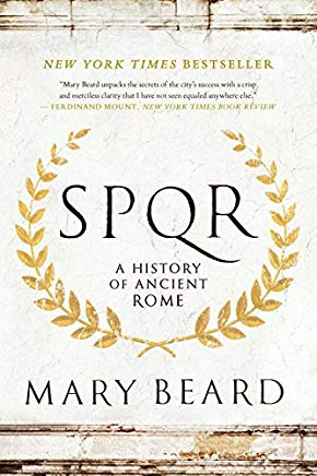 SPQR: A History of Ancient Rome Cover