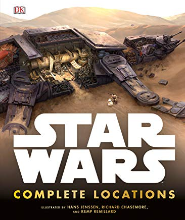 Star Wars: Complete Locations Cover