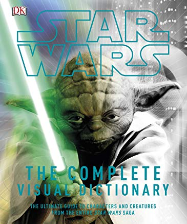 Star Wars Complete Visual Dictionary Cover