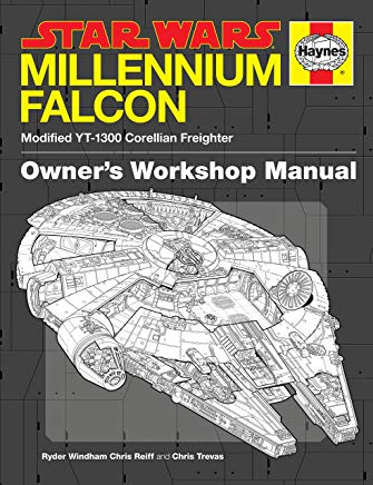 Star Wars Millennium Falcon: Owner's Workshop Manual Cover