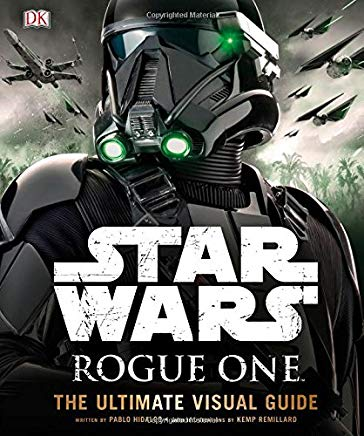 Star Wars: Rogue One: The Ultimate Visual Guide Cover