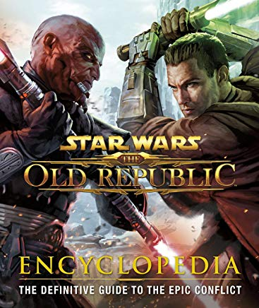 Star Wars: The Old Republic: Encyclopedia Cover