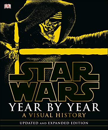 Star Wars Year by Year: A Visual History, Updated Edition Cover