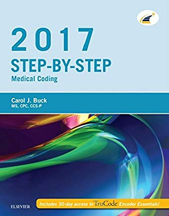Step-by-Step Medical Coding, 2017 Edition - E-Book Cover