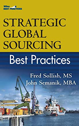 Strategic Global Sourcing Best Practices Cover