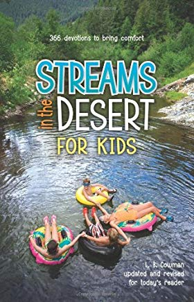Streams in the Desert for Kids: 366 Devotions to Bring Comfort Cover