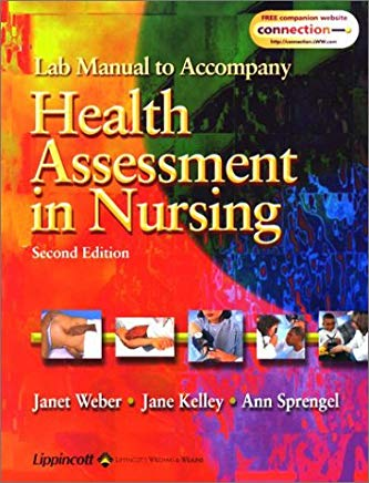 Student Lab Manual to Accompany Health Assessment in Nursing, 2E Cover