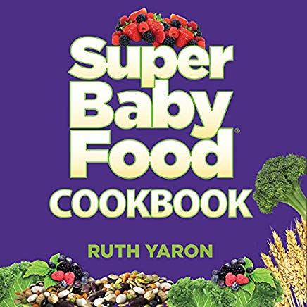 Super Baby Food Cookbook Cover