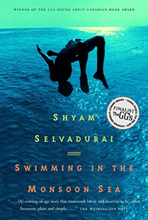 Swimming in the Monsoon Sea Cover