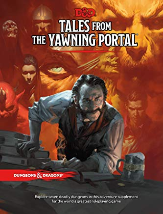Tales From the Yawning Portal (Dungeons & Dragons) Cover