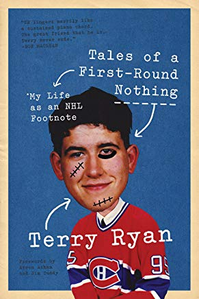 Tales of a First-Round Nothing: My Life as an NHL Footnote Cover