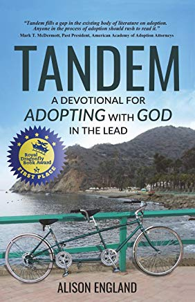 Tandem: A Devotional for Adopting with God in the Lead Cover