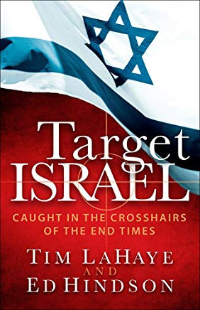 Target Israel: Caught in the Crosshairs of the End Times Cover