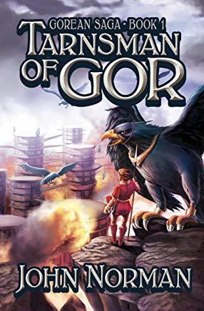 Tarnsman of Gor (Gorean Saga Book 1) Cover